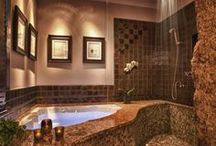 Bathroom Ideas / by Kala Thompson