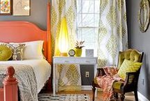 Guest Bedroom / Bedroom decor and ideas / by Christina Ferguson