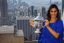 2015 US Open / Keep track of the latest news & photos from the US Open! / by WTA