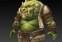 2- Goblins, Orcs, Trolls, Ogres_고블린,오크,트롤,오우거