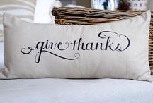 Thanksgiving~