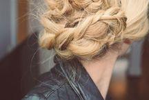 Hair~ / Blonde, Long Hair, Style