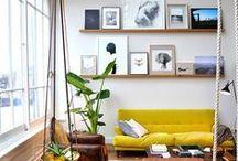 Home Decor Ideas / Home decor inspiration.