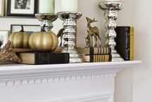 Mantle Inspiration / by Nancy Cahn