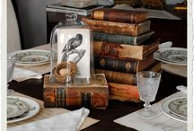 Tablescapes & Centerpieces / by Nancy Cahn
