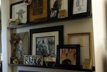 Gallery Walls / by Nancy Cahn