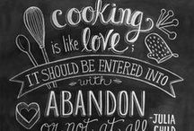 Chalkboard Love / by Nancy Cahn