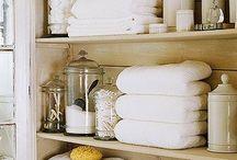 Bathroom Ideas / by Nancy Cahn