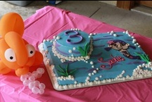 Cute Party Cakes / by Lisa Carter