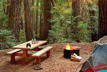 outdoor. / Camping ideas for outdoor fun!
