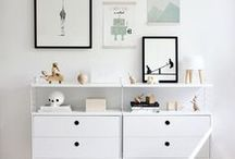 Organization Ideas for the Home / Organizational tips, tricks, ideas and tutorials. #organization