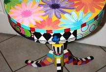 painted furniture  / by Deborah Reed