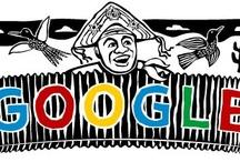 Google doodles / by Renata Dos Passos