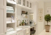 Laundry Rooms / by Ashley Votaw