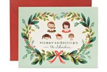 Holiday Cards / Festive & fun Christmas cards / by Jennifer Lutz