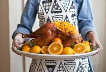 Gobble Gobble / Get into the Thanksgiving spirit with decorating ideas, recipes, and all things turkey!