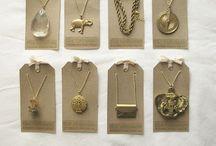 Jewelry Packaging & Display / by Nancy Cahn