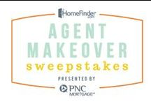 2014 HomeFinder.com Agent Makeover Sweepstakes Presented by PNC Mortgage / by HomeFinder.com