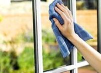 Cleaning Tips for the Home / Tips and tricks on cleaning your home