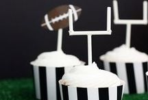 Football and Tailgating / Recipes and decorating ideas for game day tailgating.
