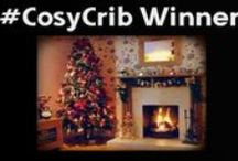 #CosyCrib Competition - Finalists Page / The winter nights are upon us, and we want to see how you make the most of your cosy space in the winter months. Do you draw the curtains, and light the candles? Well if you do, we want you to tweet, post and share your photographs of your cosy interior space for a chance to win £500 worth of John Lewis vouchers.