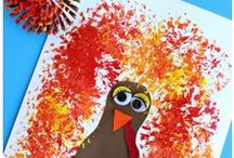 Thanksgiving Crafts / by Clean Ones
