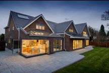 The Origin Home / The Latest Case Study From Origin: A 6 Bedroom Mansion Makeover in Buckinghamshire.  Origin are the UK's leading specialist manufacturer of bespoke aluminium Bi-folding Doors, Windows and Blinds Origin's products combine high grade aluminium with precision engineering to create functional and elegant products which are designed to last.