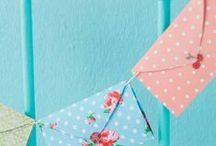 Banners, Garlands & Bunting / by Nancy Cahn