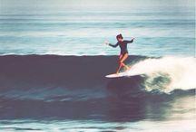 slide it / Longboard surfing girls