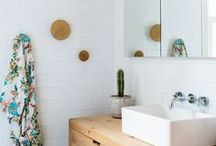 bath. / Design ideas for the bathrooms. Master bath, kid bath and guest bath.