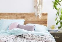 bedroom. / Design inspiration for our bedroom and the guest bedroom.