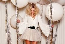 New Years Food and Fashion / Fashion ideas and recipes perfect for your New Years party.