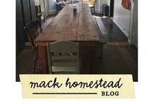 [mack homestead blog] / our blog from our home + heart; you can expect to find snippets into our life. come + join in on this adventure with us. >> www.mackhomestead.com/blog
