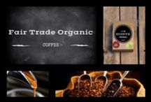 Product / The perfect Fair Trade Organic Coffee.