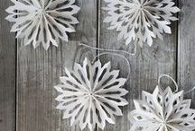 deck the halls / All things Christmas - cards, decorations and festive sparkle!