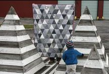 quilting ... inspiration / big, beautiful quilts i'd like to make one day