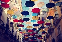 Stand under my Umbrella / by Rachel Gardner