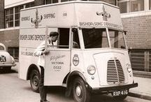 Vintage Vehicles / Bishop's Move have been established for over 155 years. Here are some glimpses into the past