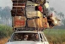 Alternative Moving House Methods / Don't Try This At Home!