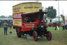 Our Historic Vehicles / Our Current Historic Commercial Vehicles Fleet