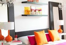 Home Decor / Designing Ideas / by Lisa Mitchell