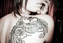 Getting Inked & Pierced / by jen_ee_furr