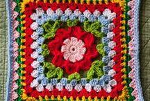 knitting and crochetting...