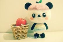 amigurumi + crochet / by Lucia M Carallo
