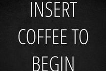 Cup o Java - black like lava; mmmmm . . . / the deliciousness of coffee!!!!!!!!!!!!!!!! / by Sharon Marie Griffin-Rogers