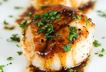 Fish/Seafood / by Cynthia Shelton