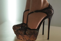 I love shoes! / just another chick obsessed with shoes / by Milica Djordjevic
