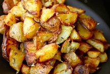 Potatoes / by Cynthia Shelton