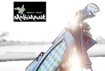 Golf Clubs & Bags / Collection of #ladies #golf clubs and #golf bags.