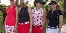 Jofit Golf & Tennis / Ladies golf, tennis and fitness apparel from JoFit - available at www.golf4her.com/jofit